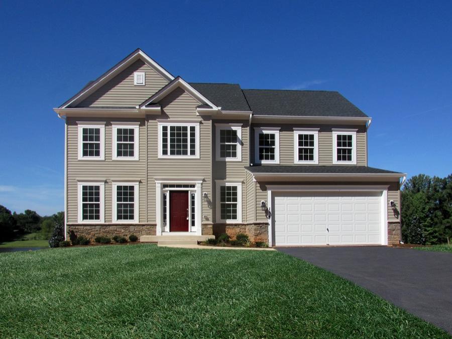 Fredericksburg Va New Home Builders