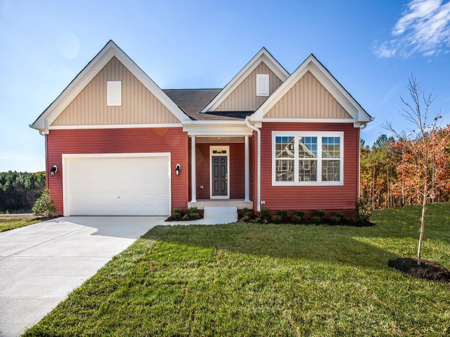 Featured Quick Move-In Home: The Caldwell at Courtland Park