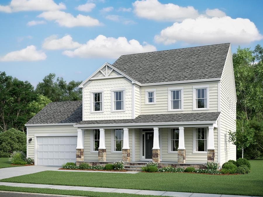 Design Home Online | Build On Your Lot Custom Home Builders Northern Va Atlantic
