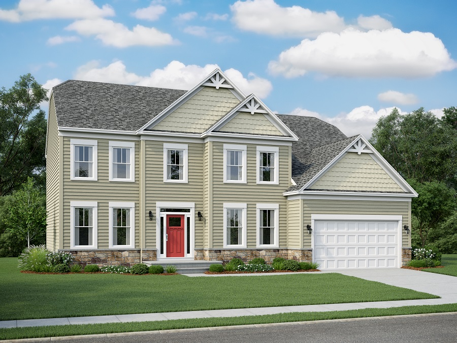 Chelsey Classic   - Chelsey, Elevation 1 Craftsman