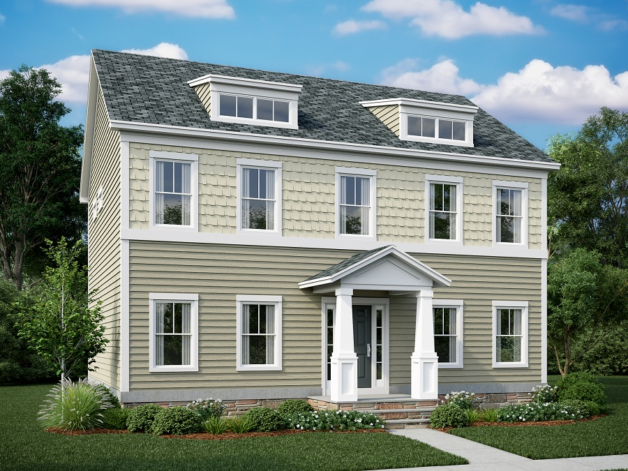 McKinley Heritage - McKinley Craftsman featuring Portico, Dormers and STG