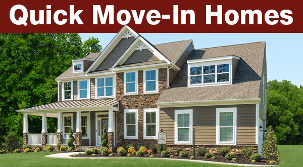 Quick Move In HOmes
