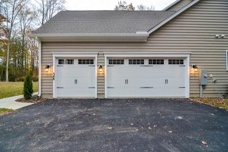 The raleigh ii executive ii a 4 bedroom 3 bath home for 3 car side load garage