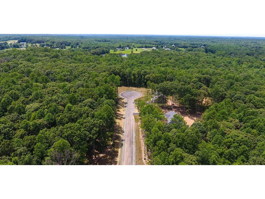 Wooded Acreage Home Sites