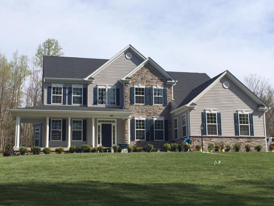 Cranes Corner New Home Community In Fredericksburg Va