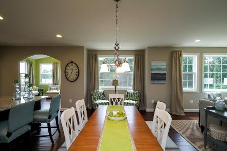 The Emerson, Breakfast Nook at RiverCreek