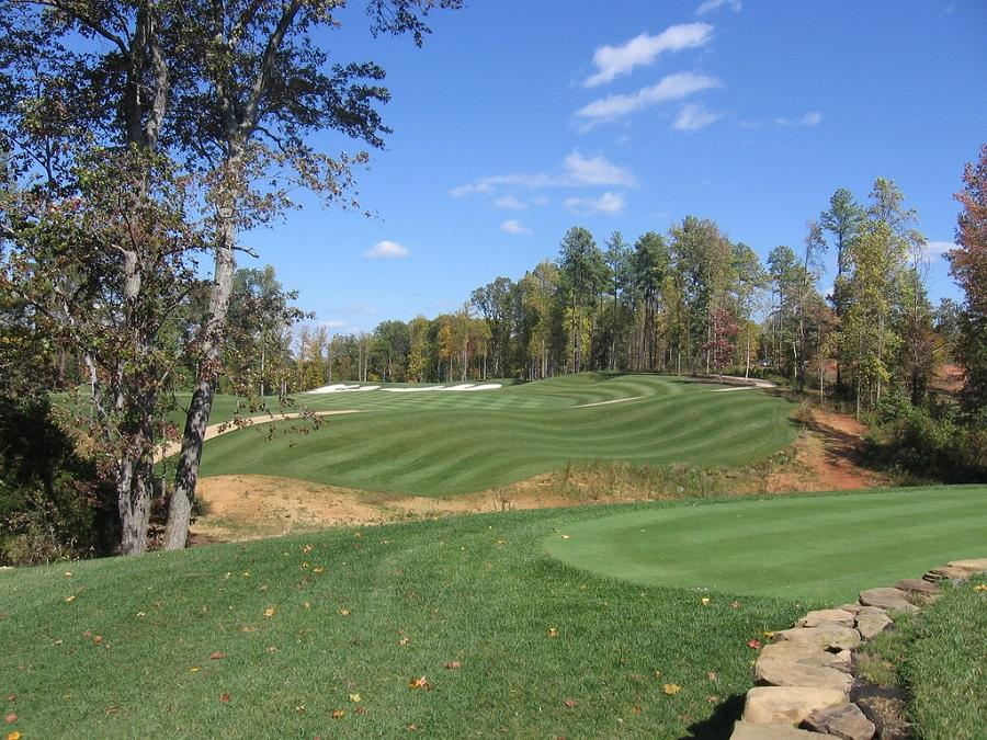 Spring Creek is ranked in Top 100 Public Courses in the country and Top 70 in Virginia.