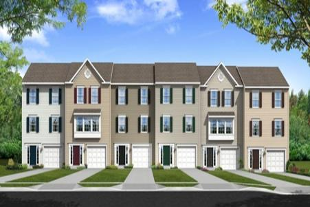 Atlantic Builders New Homes In Fredericksburg Va