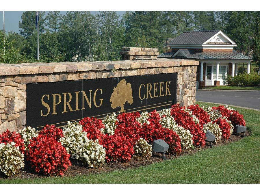 Welcome to Spring Creek by Atlantic Builders
